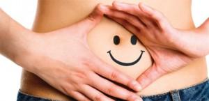Tummy smile