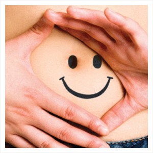 Digestion Part One:  The Happy Tummy