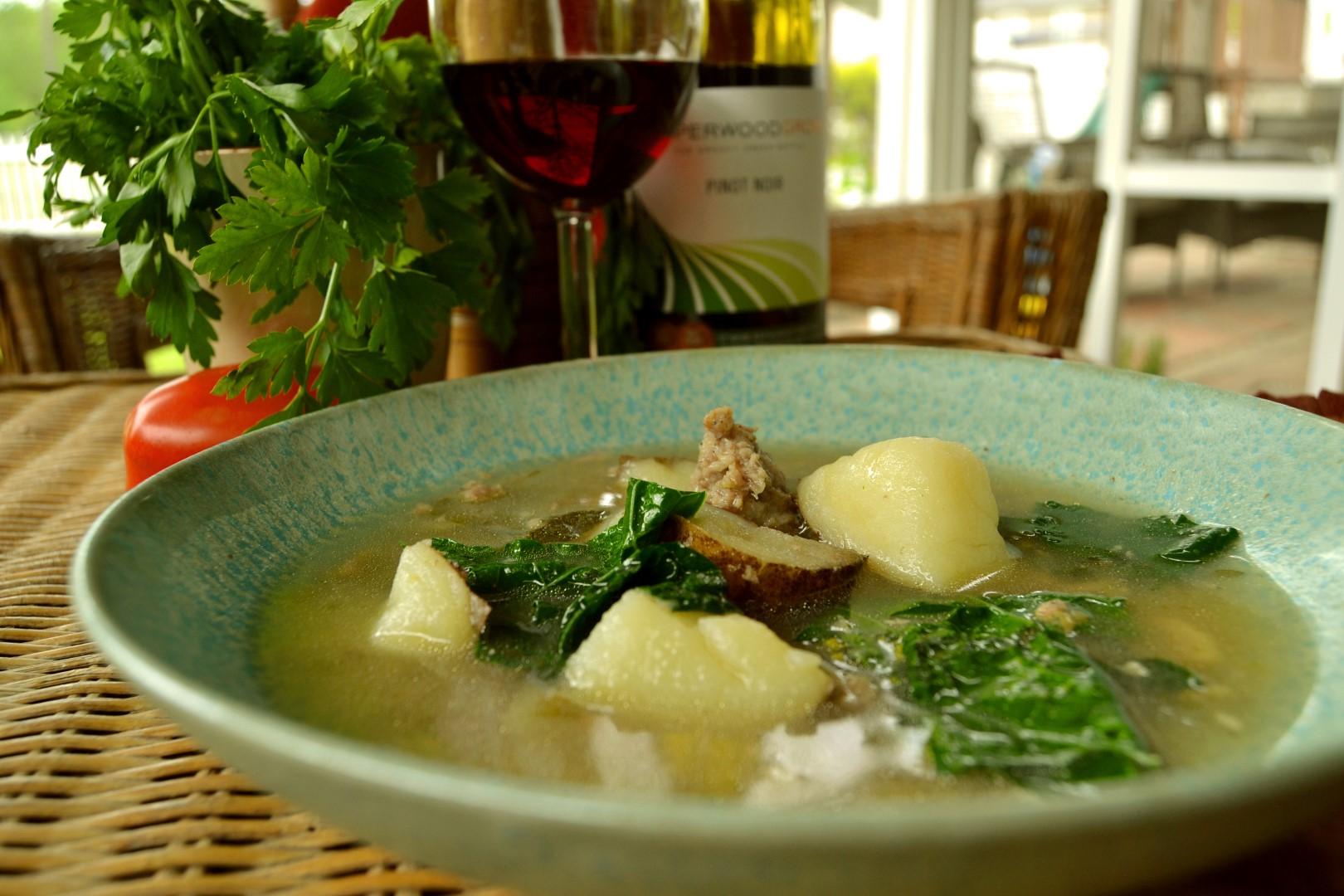 Soupa Easy Zuppa Toscano