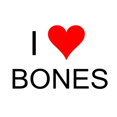 i love bones