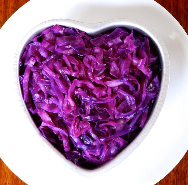 red cabbage heart (Medium)