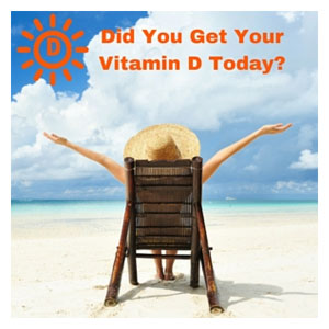 The Sunshine Vitamin & Cancer Prevention. Why Your Health Depends On It.