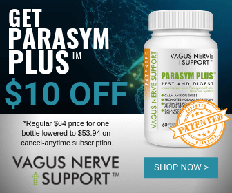 Support Your Vagus Nerve with Parasym Plus