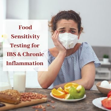 Food Sensitivities, IBS & Your Friend…The MRT Test!